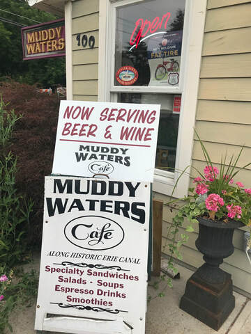 Now serving beer and wine